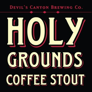 Holy Grounds Label