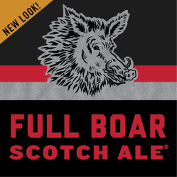 NEW Full Boar Scoth Ale Tap Handle