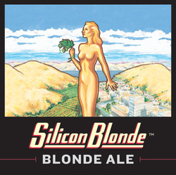 Silicon Blonde Tap Handle