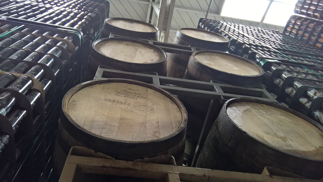 DCBC Barrel Stack