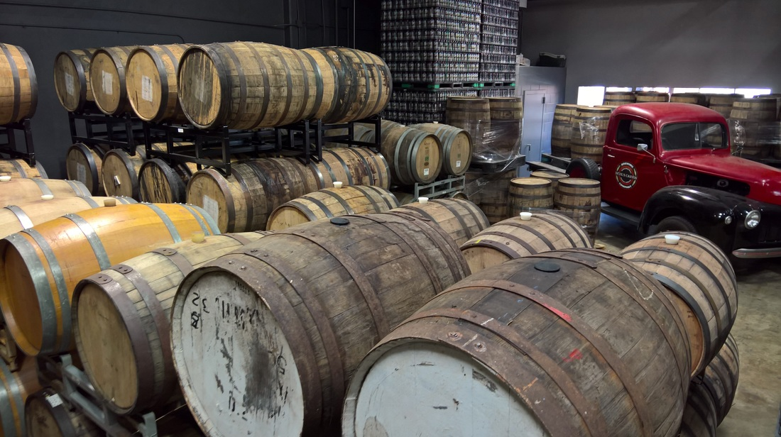 DCBC Barrel Room