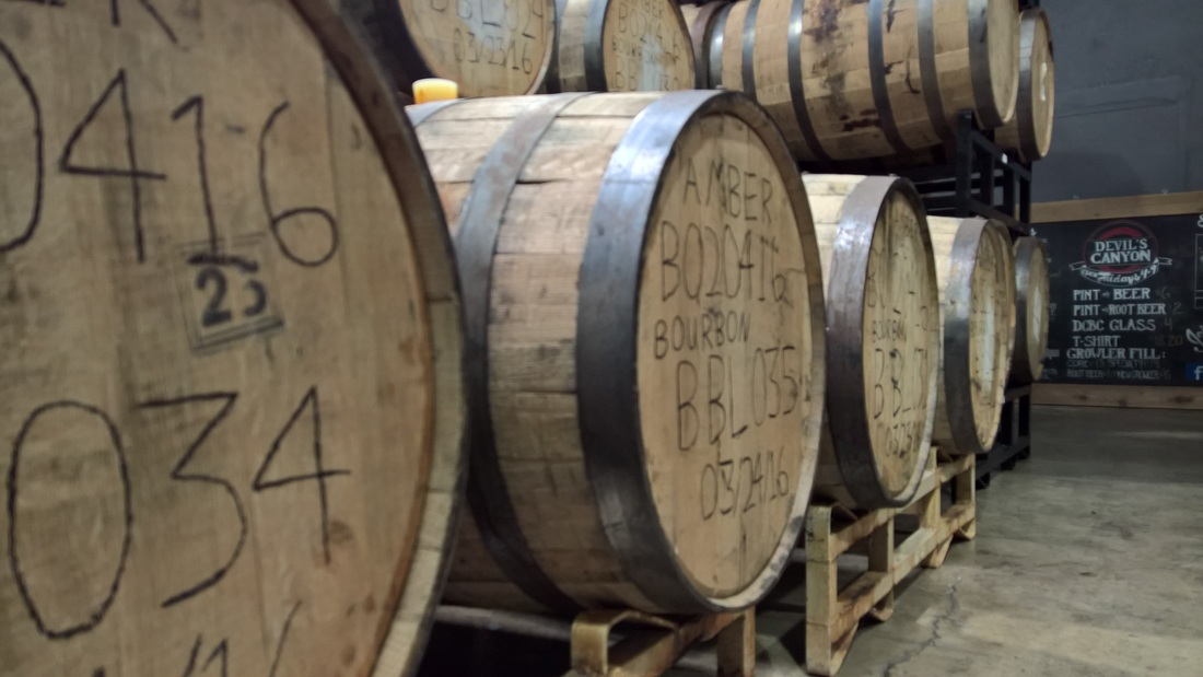 DCBC Barrel Row